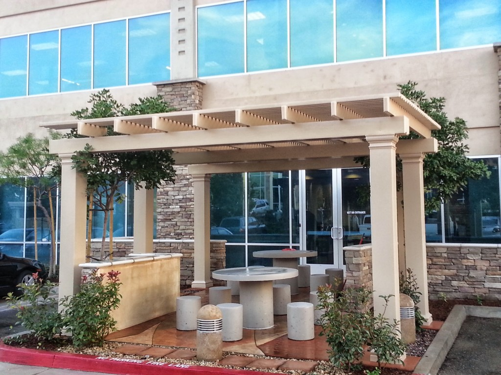 Commercial Canopies Advance Awning And Patio Cover