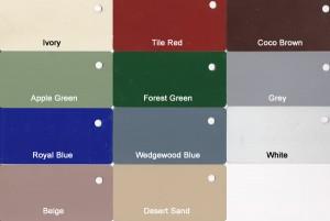 colors aluminumawnings