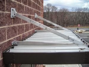 Metals USA Deluxe overhead supported canopy 002